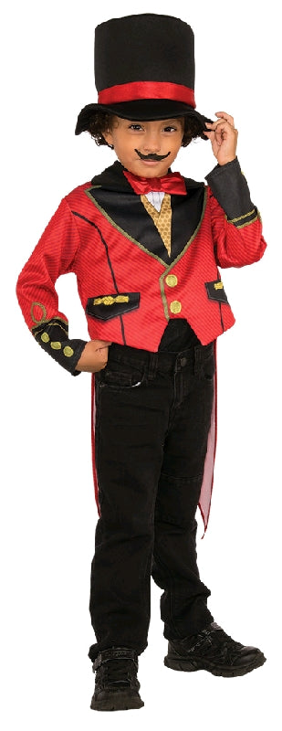 RINGMASTER CIRCUS COSTUME, CHILD - SIZE XS