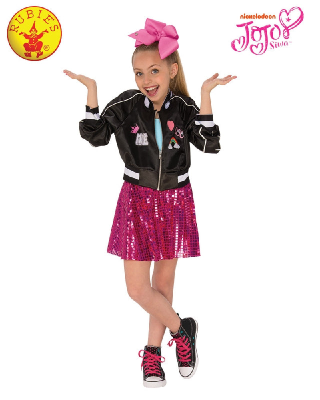 JOJO SIWA JACKET COSTUME, CHILD - SIZE L