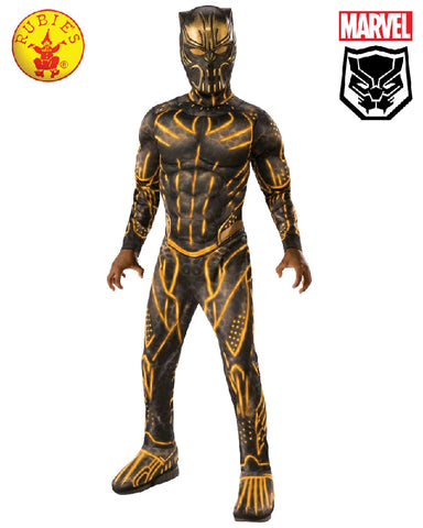 BLACK PANTHER KILLMONGER COSTUME, CHILD - SIZE 6-8