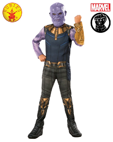THANOS COSTUME, CHILD - SIZE L
