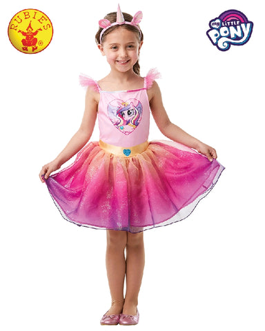 CADANCE PRINCESS MY LITTLE PONY COSTUME, CHILD - SIZE 5-6