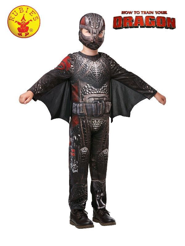 HICCUP BATTLESUIT COSTUME, CHILD - SIZE S