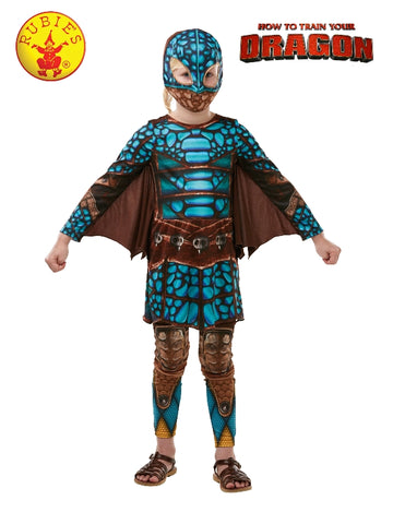 ASTRID BATTLESUIT COSTUME, CHILD - SIZE S