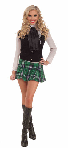 MINI KILT FOR WOMEN, ADULT SIZE