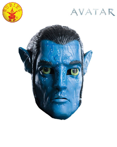 JAKE SULLY AVATAR MASK, ADULT - SIZE STD