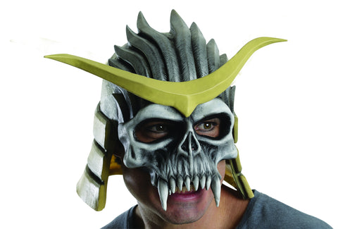 SHAO KAHN OVERHEAD LATEX MASK