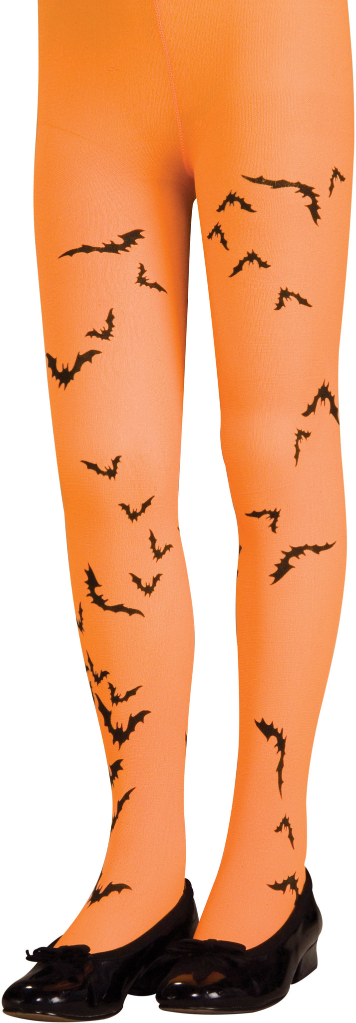 BAT TIGHTS CHILD ORANGE