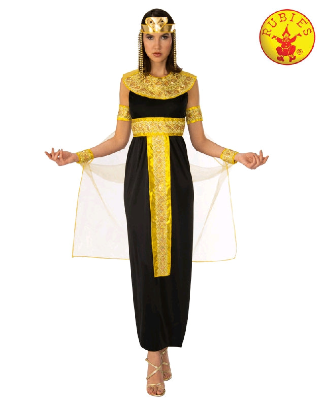 EGYPTIAN EMPRESS COSTUME, ADULT- SIZE M