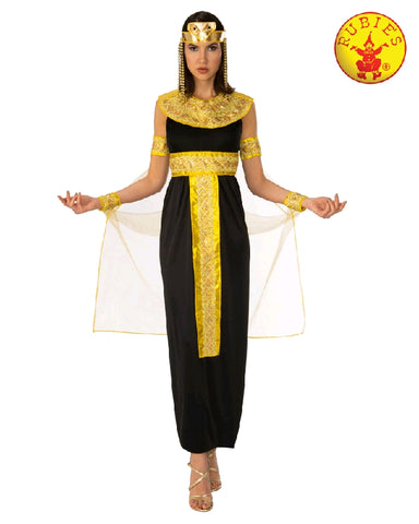 EGYPTIAN EMPRESS COSTUME, ADULT- SIZE S