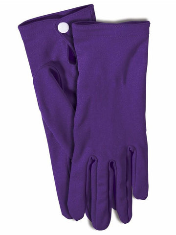 Adult Purple Gloves