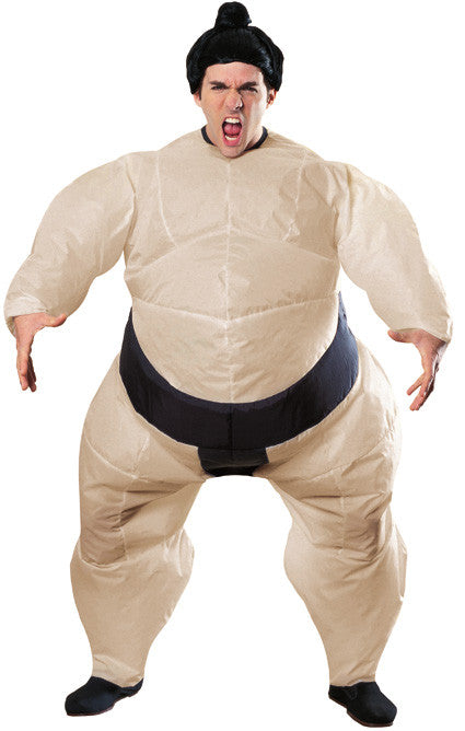 SUMO ADULT INFLATABLE, ADULT - SIZE STD