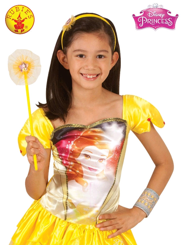 BELLE DISNEY PRINCESS TOP CHILD - SIZE 6-8
