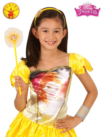 BELLE DISNEY PRINCESS TOP CHILD - SIZE 3-5