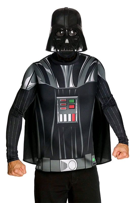 DARTH VADER DRESS UPS: CLASSIC LONG SLEEVE TOPS