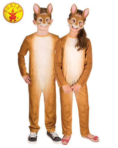 RABBIT COSTUME, CHILD - SIZE 3-5