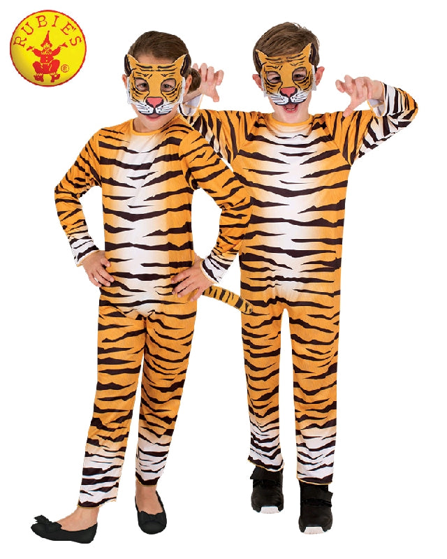 TIGER COSTUME, CHILD - SIZE 6-8
