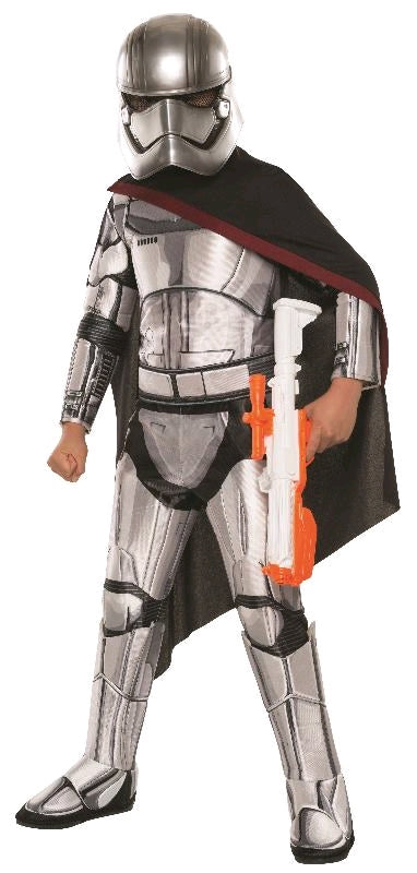 CAPTAIN PHASMA DELUXE COSTUME, CHILD - SIZE 3-5