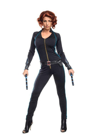 BLACK WIDOW AVENGERS 2 COSTUME, ADULT - SIZE XS