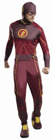 THE FLASH, ADULT - SIZE XL