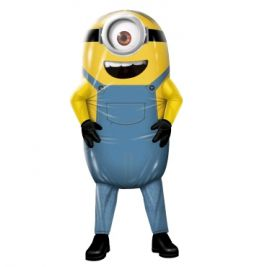 MINION STUART ADULT INFLATABLE - SIZE STD