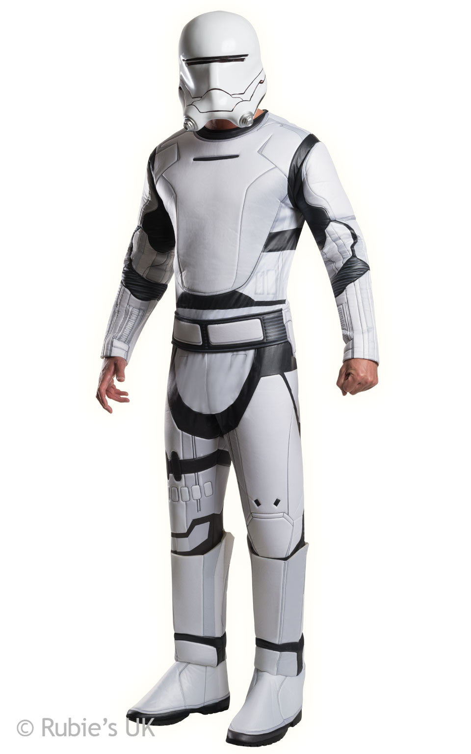 FLAMETROOPER DELUXE COSTUME, ADULT - SIZE STD