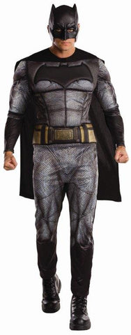 BATMAN DELUXE COSTUME, ADULT - SIZE XL