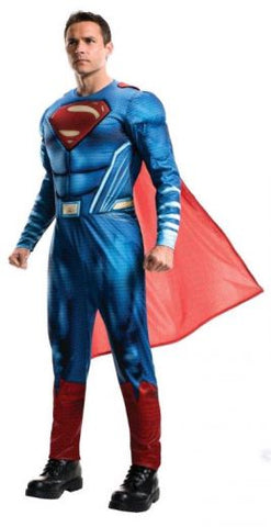 SUPERMAN DAWN OF JUSTICE COSTUME, ADULT - SIZE XL