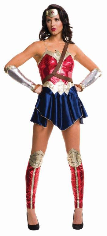 WONDER WOMAN DAWN OF JUSTICE COSTUME, ADULT - SIZE S