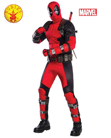 DEADPOOL COLLECTOR'S EDITION, ADULT - SIZE STD