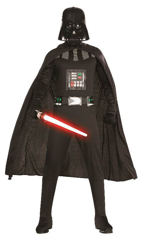 DARTH VADER ADULT - SIZE STD