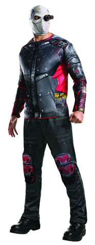 DEADSHOT DELUXE COSTUME - SIZE STD