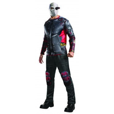 DEADSHOT DELUXE COSTUME - SIZE XL