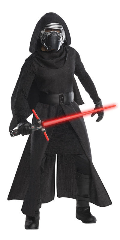 KYLO REN COLLECTOR'S EDITION COSTUME - SIZE STD