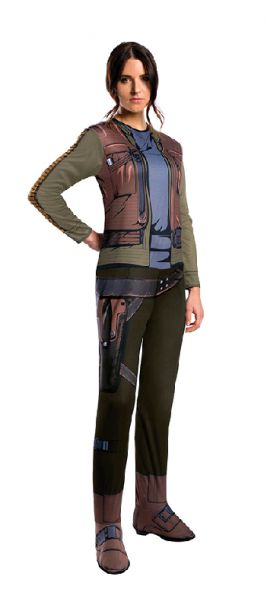 JYN ERSO ROGUE ONE CLASSIC, ADULT - SIZE S