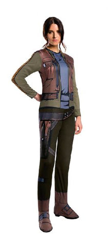 JYN ERSO ROGUE ONE COSTUME, ADULT - SIZE S