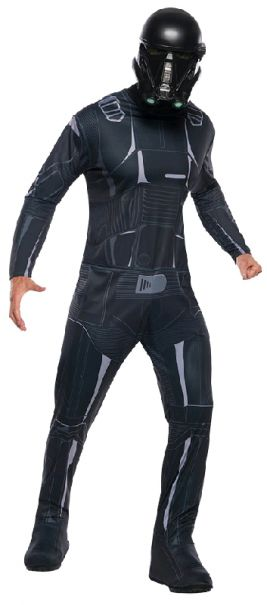 DEATH TROOPER ROGUE ONE COSTUME ADULT  - SIZE XL