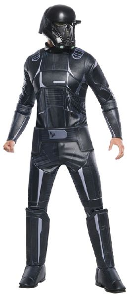 DEATH TROOPER ROGUE ONE DELUXE ADULT - SIZE XL