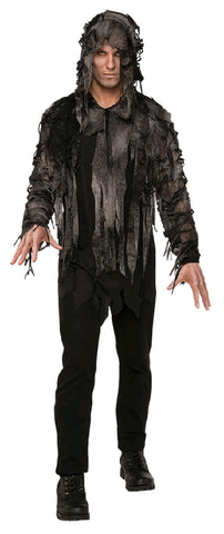 CLASSIC HALLOWEEN GHOUL COSTUME, MENS - SIZE STD