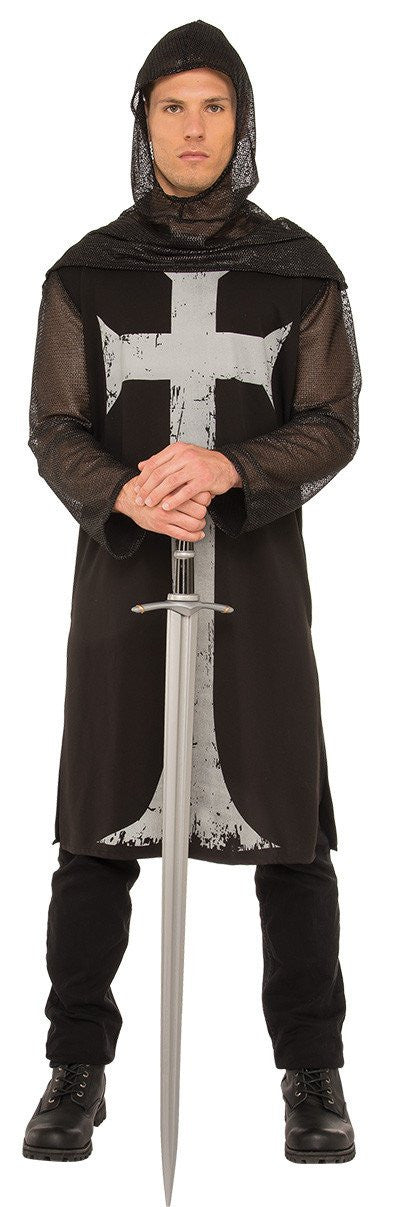 GOTHIC KNIGHT COSTUME, ADULT - VARIOUS SIZES