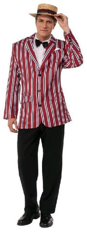 GOOD TIME SAM ROARING 20'S COSTUME - SIZE XL