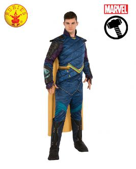 LOKI DELUXE COSTUME, ADULT - SIZE XL