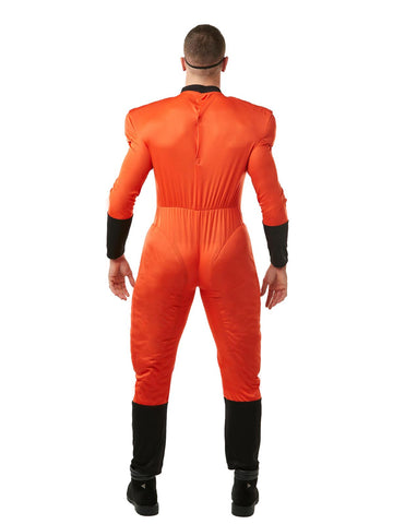 MR INCREDIBLE 2 JUMPSUIT COSTUME, ADULT - SIZE XL