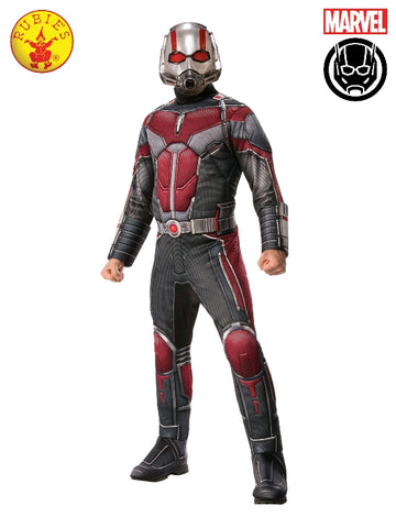 ANT-MAN DELUXE COSTUME, ADULT - SIZE STD