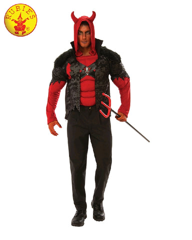 DEVIL MAN COSTUME, ADULT - SIZE STD