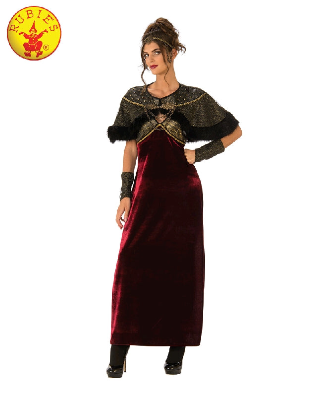 MEDIEVAL MAIDEN COSTUME, ADULT - SIZE S