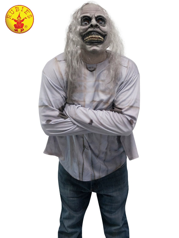 STRAIGHT JACKET GHOUL COSTUME, MENS - SIZE XL