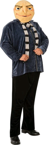 GRU DESPICABLE ME COSTUME, ADULT - PLUS SIZE