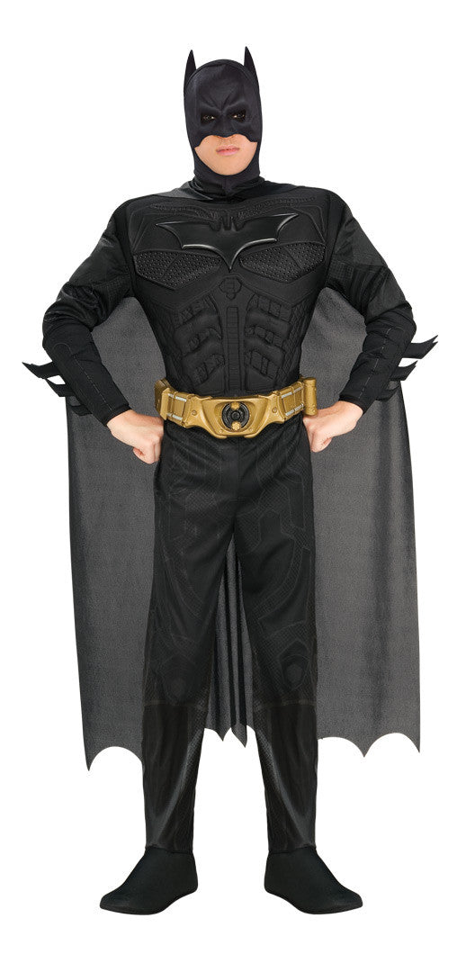 BATMAN DARK KNIGHT RISES COSTUME, ADULT - SIZE M