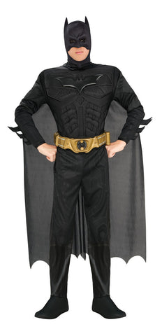 BATMAN DARK KNIGHT RISES COSTUME, ADULT - SIZE L