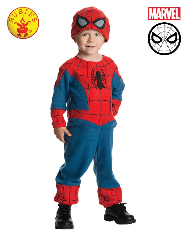 ULTIMATE SPIDER-MAN COSTUME, CHILD - SIZE TODDLER